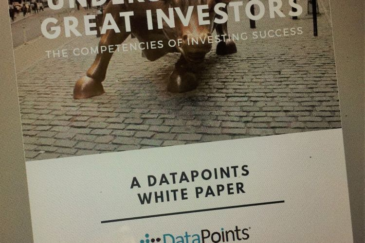 Great Investors: Competencies for Success White Paper