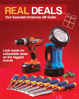Real Deals on tools for Christmas