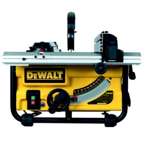 DeWALT DW745 Close Up