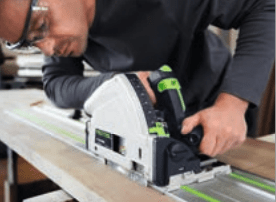 Festool TS55R Guide Rail