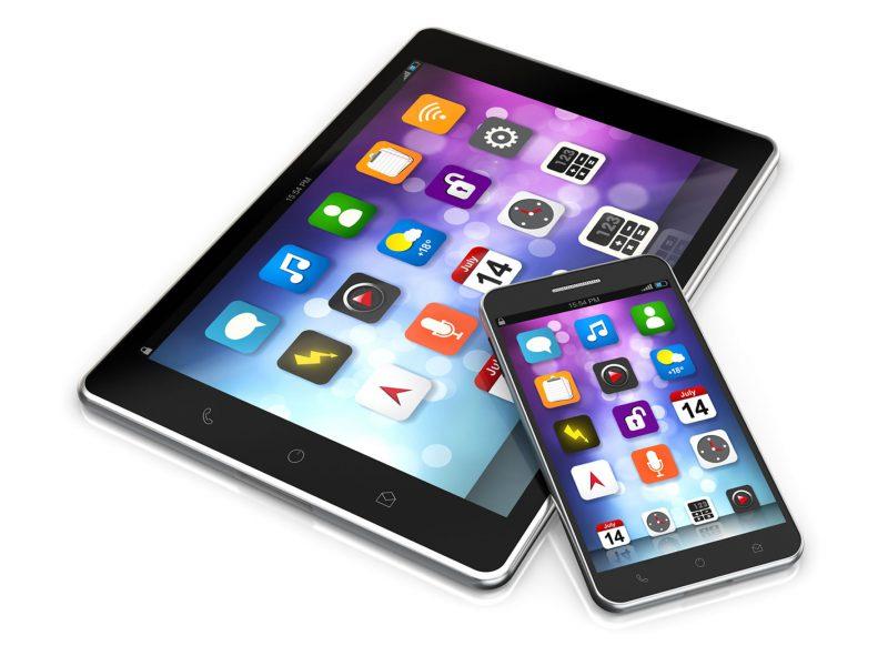 Hasil gambar untuk tablet and phone