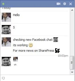 Facebook Adds Faces Emoticon to Chat
