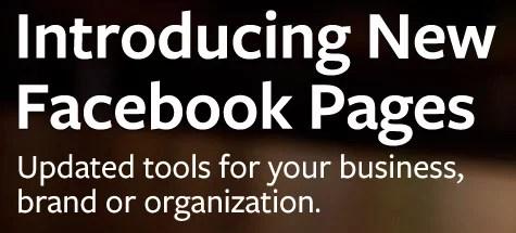 Facebook Timeline for Brand Pages