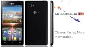LG Optimus 4X HD the quad-core beauty announced in India for Rs 34,990