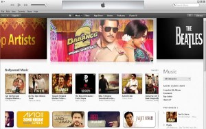Apple iTunes Store Opens in India, brings in Music & Movies