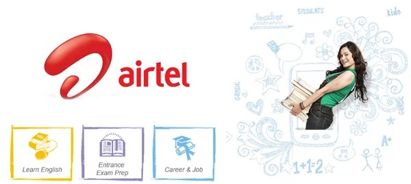 Education at your Finger tips - Learn anywhere, anytime! with Airtel mEducation