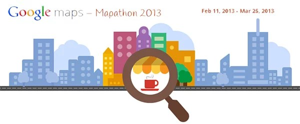 Join to Create Better Maps for India - Google Mapathon 2013