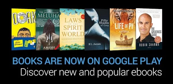 Google brings Books on Google Play in India