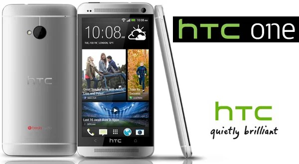 HTC One unveiled With 1080p display, quad-core CPU, UltraPixel camera and Sense 5 UI