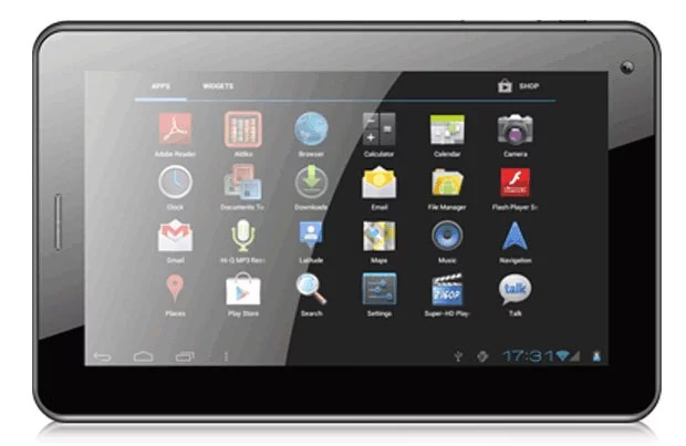 Micromax Funbook Talk P 360 - 7inch display, 2G Calling and Android Jelly Bean at Rs 7049