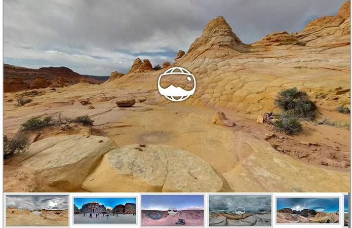 Google brings Amazing Photo Sphere Viewing Experience to any Website with Widget