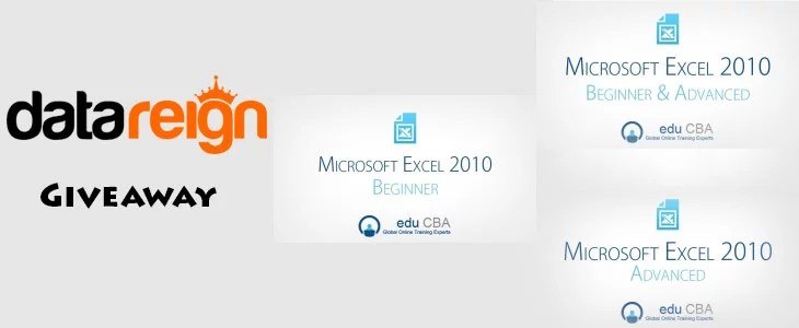 Learn Microsoft Excel 2010 in Complete - Video Tutorial Series [Giveaway]