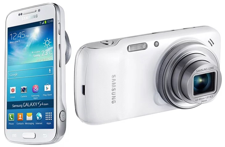 Samsung Galaxy S4 Zoom with 16MP