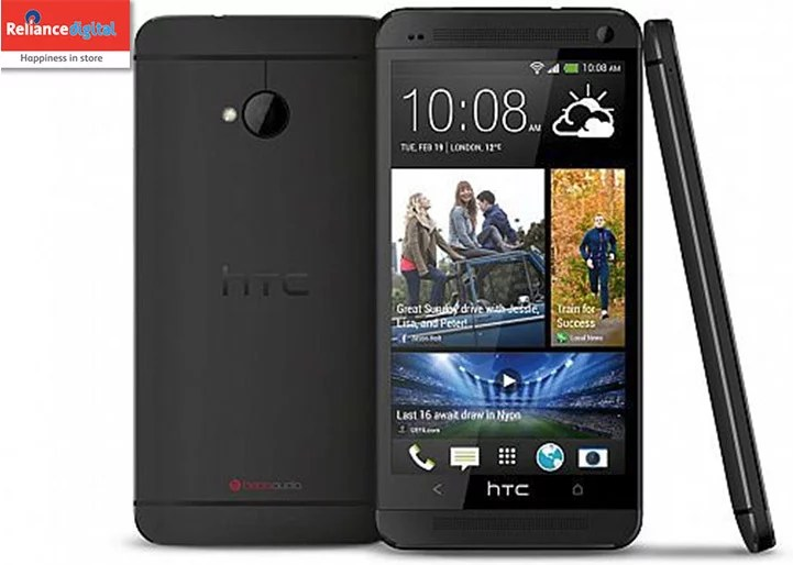 HTC One with Metal uni-body, Full HD display, quad-core CPU and UltraPixel camera [Review]