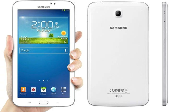 Samsung Galaxy Tab 3 - a simple refresh to its predecessor Tab 2 [Review]