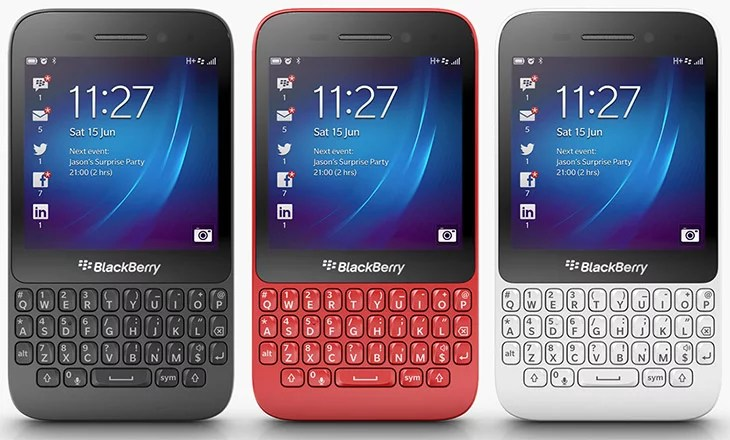 BlackBerry Q5 - a Performance Packed at Affordable Price [Review]