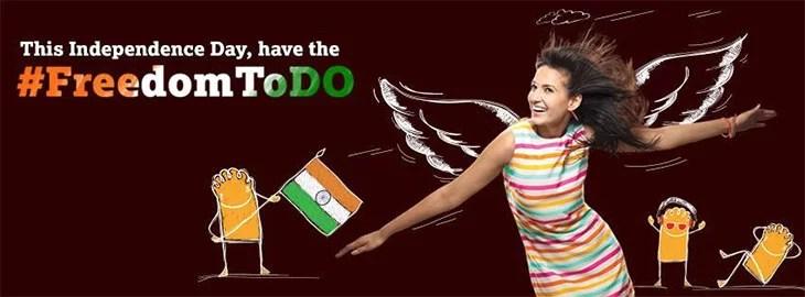 Tata Docomo Freedom Offer