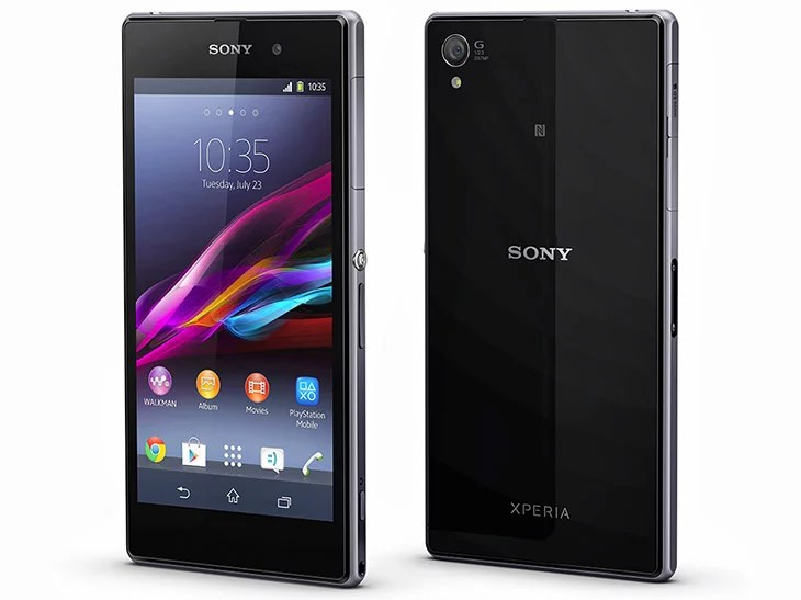 Sony unveils Xperia Z1 (Honami) - stunning 20.7MP Camera, 5inch Full HD display, Waterproof
