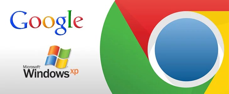 Chrome browser to Stop supporting Windows XP from April 2015
