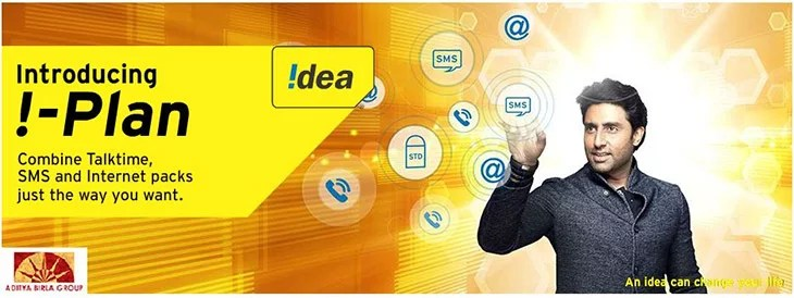 Idea launches !-plan offering Greater Flexibility to Postpaid customer