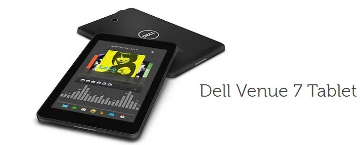 Dell unveils Venue 7 Android tablets in India at Rs 10,999
