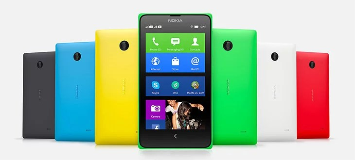 Nokia X comes to India for Rs 8,599 - Android in Nokia's hardware