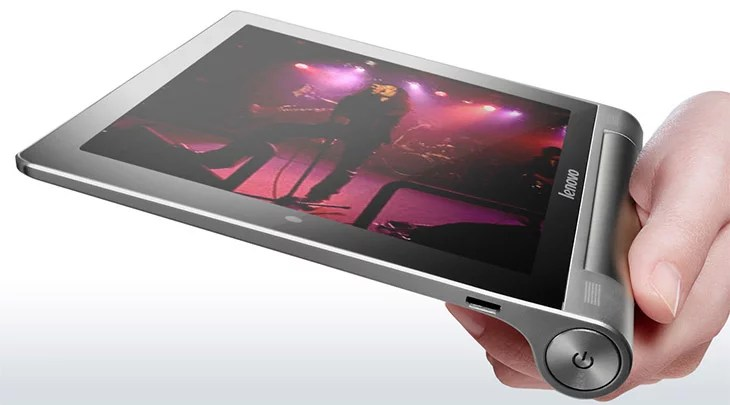 Lenovo Yoga 8 Tablet - Innovative Design, consistent Performance [Review]