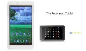 Reconnect Tablet – A Great Buy with 7 inch, 1Ghz Cortex A9, 3G support [Review]