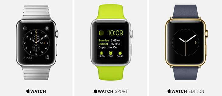 Apple Watch - Digital Crown, Sapphire Glass & Multiple Variants
