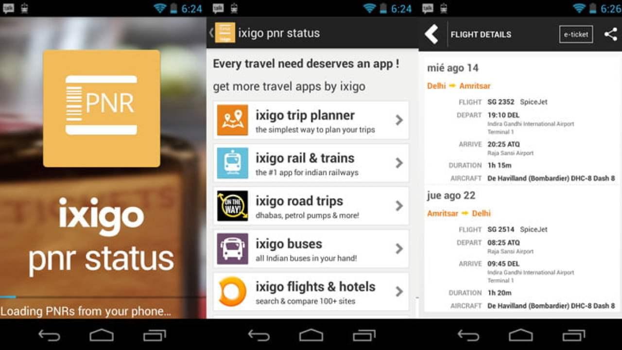 Top Five Ixigo App Details - Circus