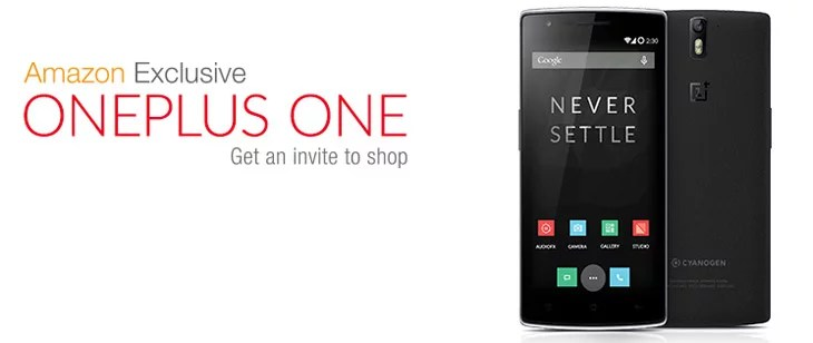 OnePlus One will go on Sale on December 2 exclusively on Amazon India