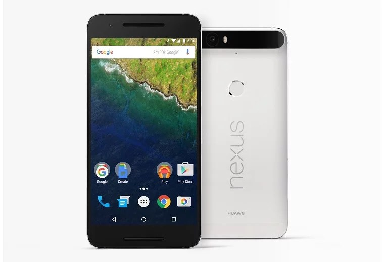 Nexus 6P - all metal body, 5.7 inch AMOLED, Snapdragon 810 & Marshmallow