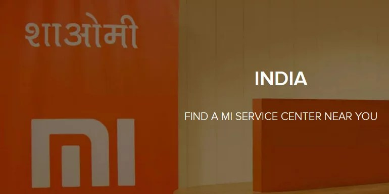 Now service your Xiaomi Phones at HCL Experience Service Centres