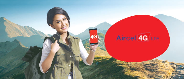 Airtel to have pan-India 4G spectrum - buying Aircel's 4G airwaves in 8 telecom circles
