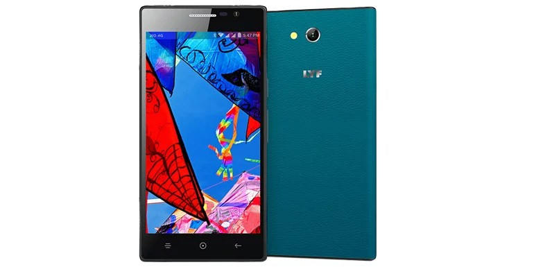 LYF  Wind 4 4G LTE VoLTE  android smartphone