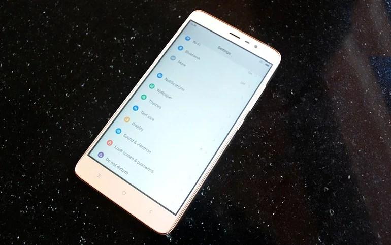 Redmi Note 3 MIUI Review