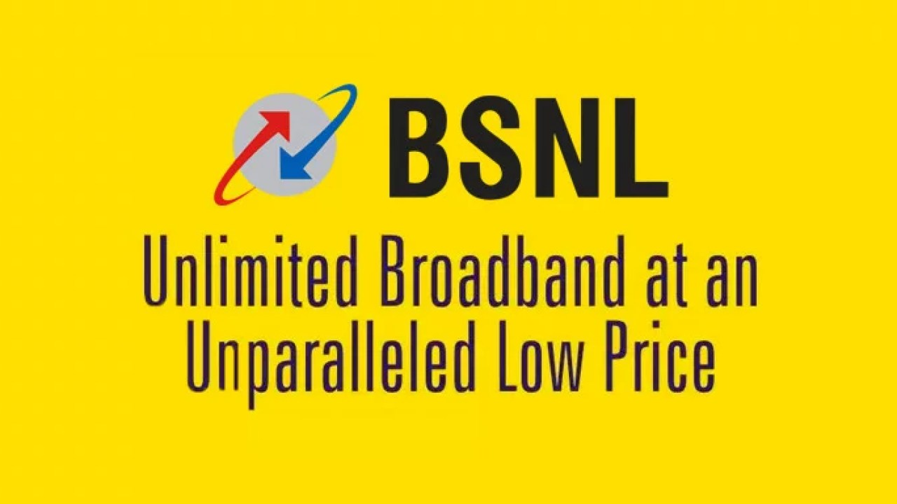 BSNL Broadband launches Rs 599 Unlimited Combo Plan with