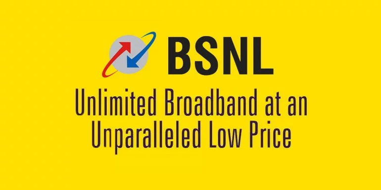 BSNL to upgrade download speed across all Broadband Plans to 4 Mbps