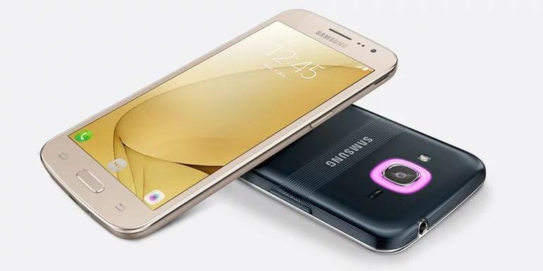 Samsung unveils the 2016 edition Galaxy J2 - Smart Glow & Turbo Speed Technology