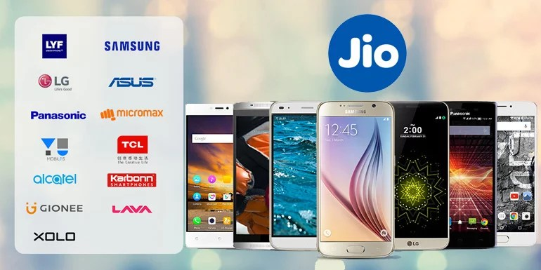 Gionee, Lava, Xolo and Karbonn smartphones get Reliance Jio 4G Preview Offer