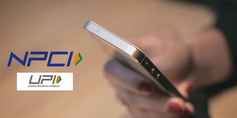 Unified Payments Interface (UPI) Goes Live - Instant Money transfer via Smartphone
