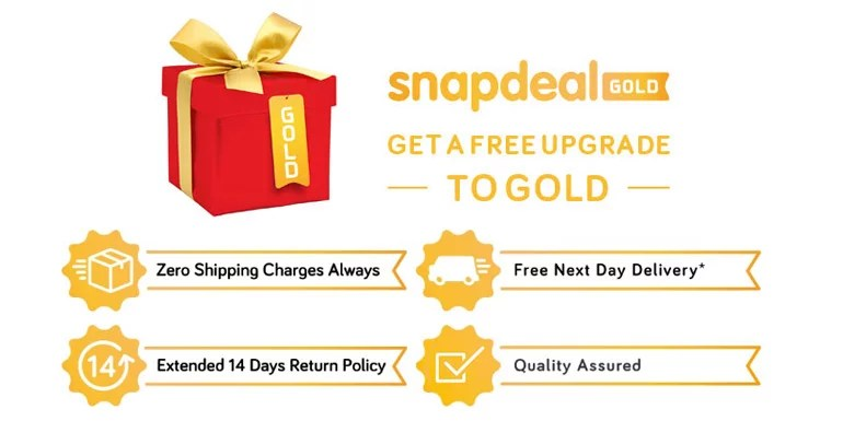 Snapdeal Gold takes on Amazon fulfilled and Flipkart Assured