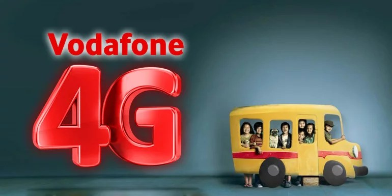 Vodafone India now offers 4G data cutter pack, Get 1GB of 4G data at Rs 55