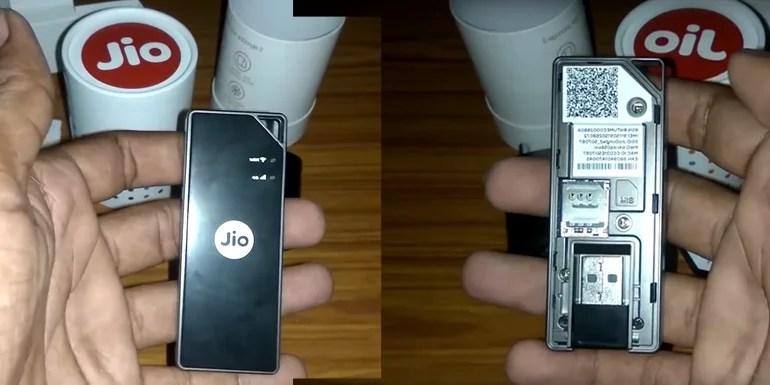 Reliance Jio launches JioDongle 2 - WiFi Hotspot device