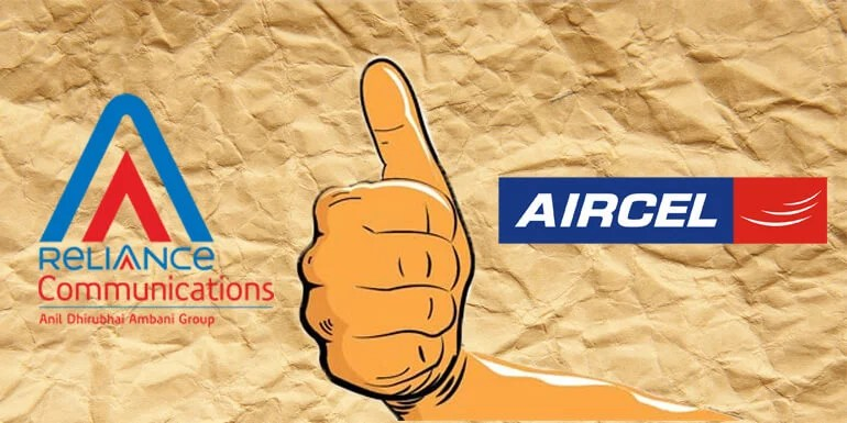 Reliance Communications merging with Aircel, largest ever consolidation deal in telecom sector