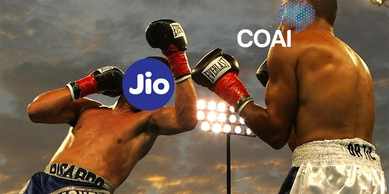 Reliance Jio responds to COAIs 'Back Door Operator' statement
