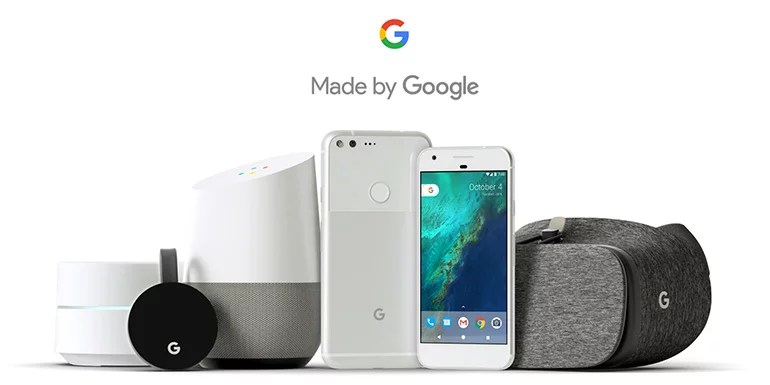 Google Pixel Event Highlights - Pixel, Daydream, Wifi, Chromecast, Home