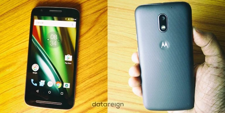 Moto E3 Power Review - Design and Performance