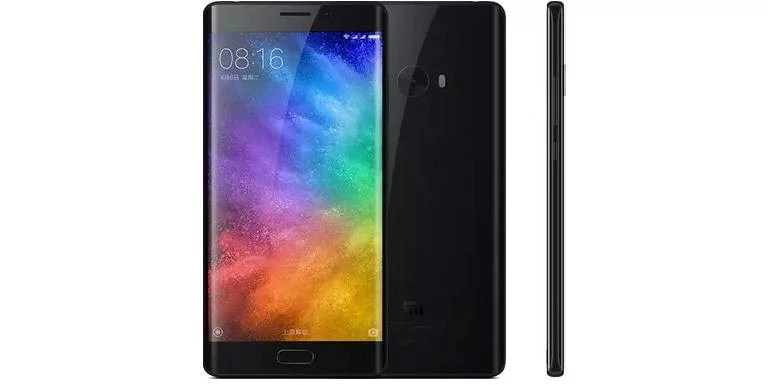 Xiaomi unveils Mi Note 2 with dual edge curved display, Snapdragon 821, 4G VoLTE