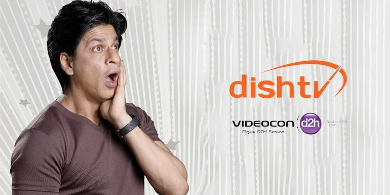 Dish TV to merge with Videocon d2h creating Dish TV Videocon